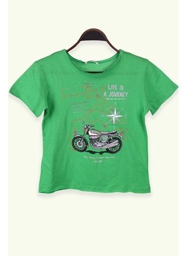 Breeze Tişört Yeşil